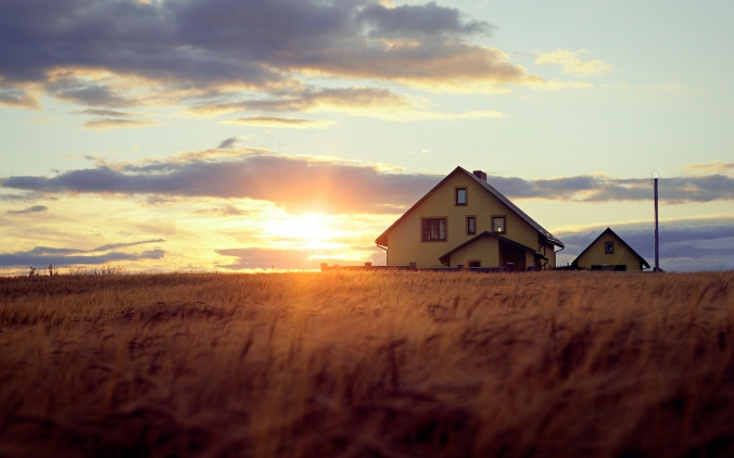 sunset-over-a-farm-296509