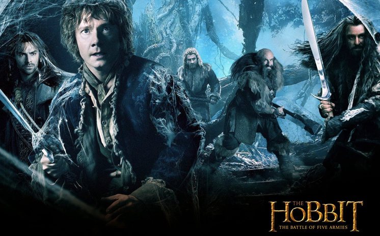 the-hobbt-battle-of-five-armies